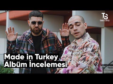 Albüm İncelemesi: Made in Turkey (Ezhel & Murda)