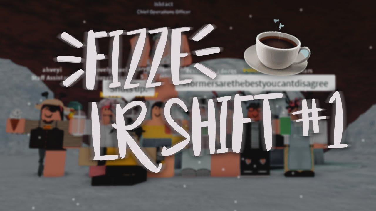 Fizze Shift 1 Late Night Shift Barista Pov Youtube - instant barista roblox
