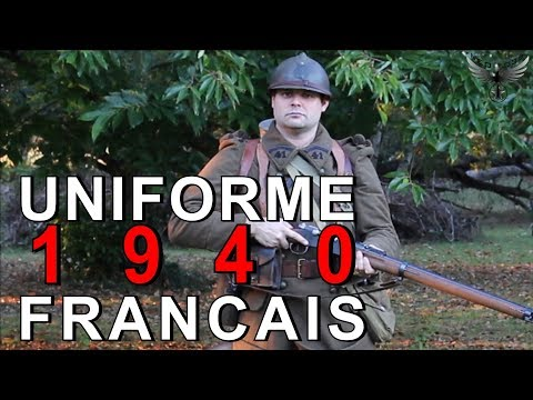 🧥 Uniforme Français 1940 - Ft Confessions D'Histoire - Review D'uniforme