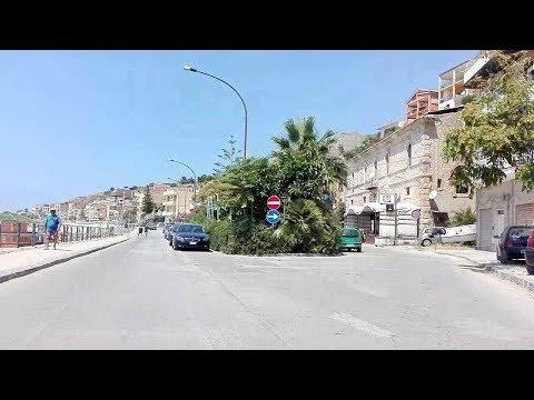 Palma Di Montechiaro - Strade Parte 14 - Marina Di Palma - Lungomare - 2017
