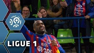 But Sloan PRIVAT (72') / SM Caen - Girondins de Bordeaux (1-2) -  (SMC - GdB) / 2014-15
