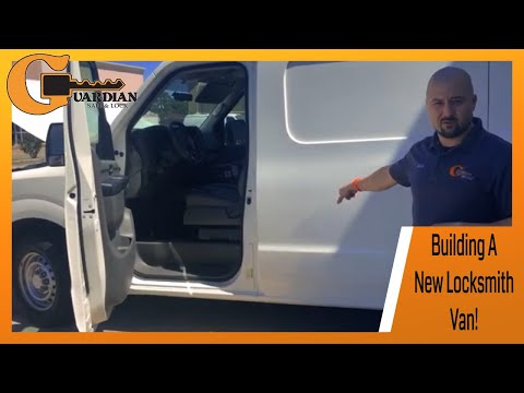 building-a-new-locksmith-van-|-gsl-vlog-&-how-to