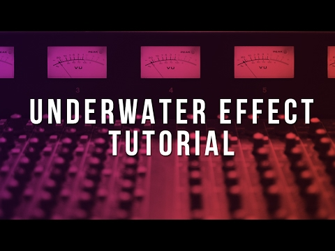 Underwater Effect (FL Studio Tutorial)