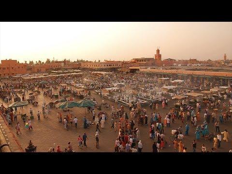 Jemaa El Fna - Marrakech, Morocco