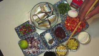 Chinese Spicy Fried Fish & Tomato Recipe Video