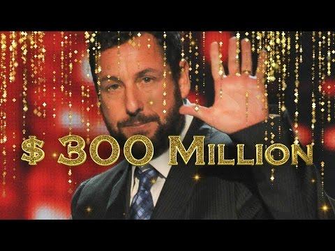 Adam Sandler Net Worth | $300 Million | Nfx Lifestyle