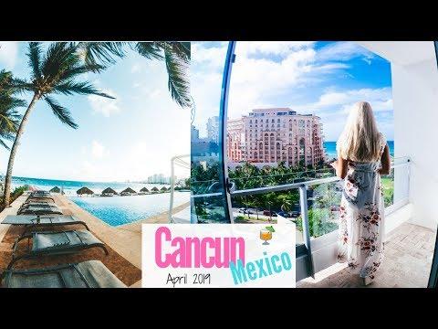CANCUN, MEXICO // Reflect Krystal Grand Cancun - Congo Bar // April 2019