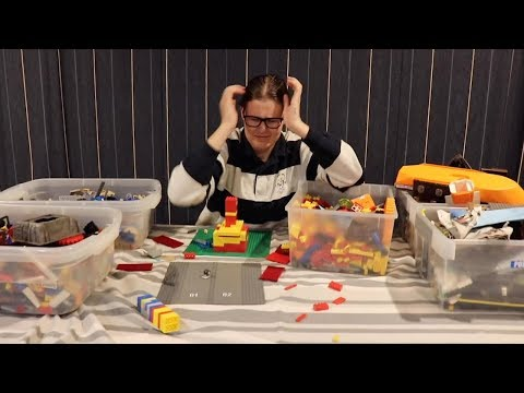The Woody Show - Teen With Tourettes Tries To Build Lego