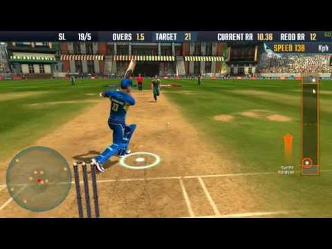 ICC Pro Cricket 2015 Sri Lanka vs South Africa  | 1080p