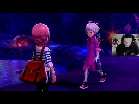 Pokemon Sword And Shield Playthrough Livestream Part 2