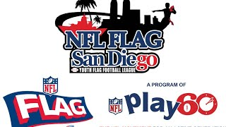 SC Top10 NFL Flag SD Player Day
