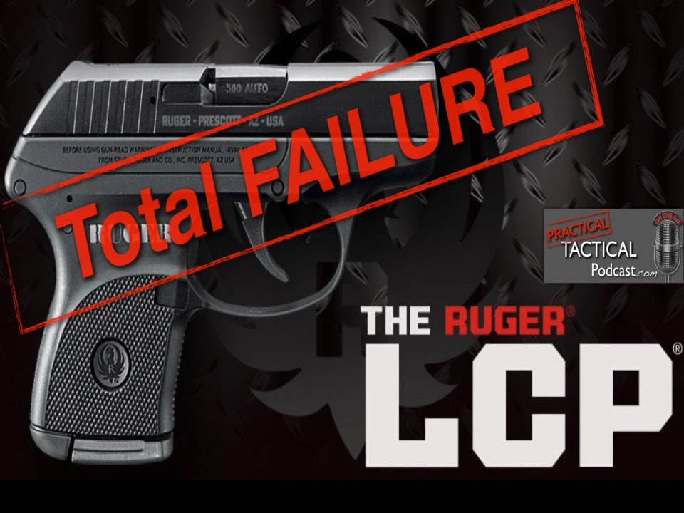 Ruger Lcp 380 Torture Test Part 1