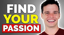 4 Simple Questions To Find Your Passion