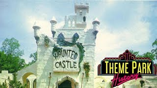 The Theme Park History of Haunted Castle Six Flags Great Adventure