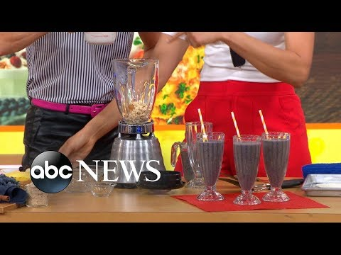 'The Chew' Co-host Carla Hall Shares 3 Breakfast Recipes To Start Your Morning