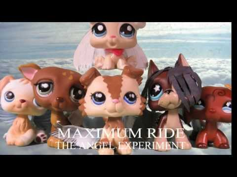LPS Maximum Ride The Angel Experiment Trailer