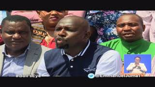 BBI's love moments, Munya's kiss || Bull's Eye