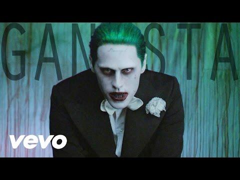 The Joker And Harley Quinn  Gangsta