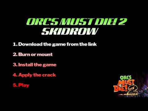 Orcs Must Die! 2 download - SKIDROW ( With Co-op Crack ...