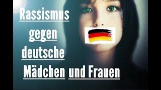 Die Leine des Ekels - Rassismus gegen deutsche Mädchen und Frauen - Kandel Demo 07.07.2018