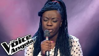 "Salima Ndangi - ""Yesterday"" / The Voice Angola 2015: Audição Cega"
