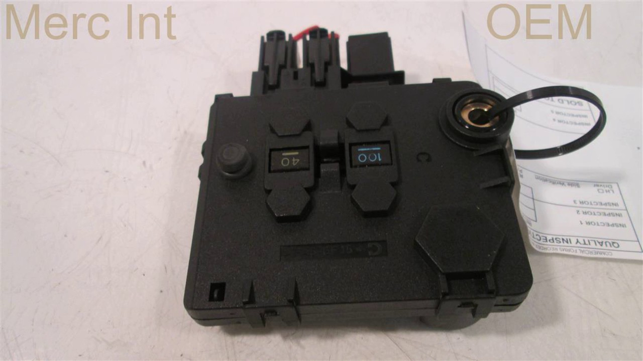 hight resolution of 2000 mercedes s430 id 0005401950 trunk fuse mbiparts com used oem mercedes parts dismantl oem