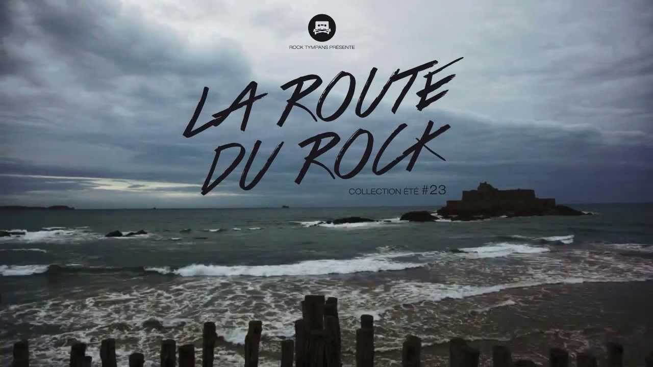 la route du rock collection t 23 teaser youtube. Black Bedroom Furniture Sets. Home Design Ideas