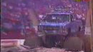 USHRA Monster Truck Racing Pittsburgh Civic Arena 4/4