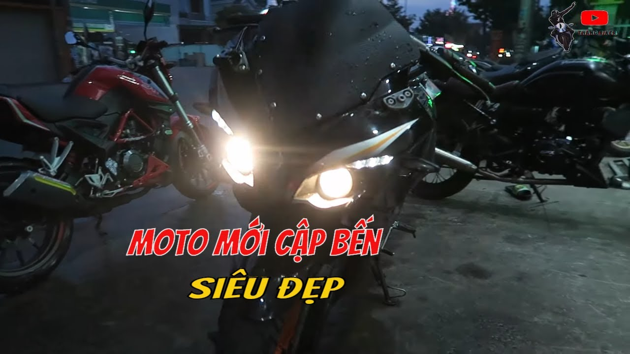 Kawasaki Bajaj Pulsar RS200 ABS , Benelli 251 , Gentleman 200 Moto Giá Rẻ  | Thắng Biker