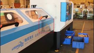 [LX Laser Tech.] Automatic laser pipe cutting machine thumbnail