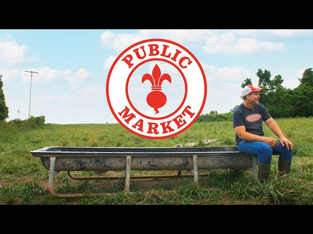 The Public Market and the Farmers Who Feed Wheeling, WV