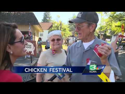 Thousands attend Chicken Festival in Fair Oaks
