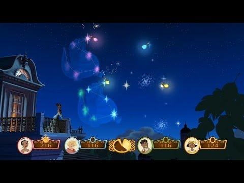 Прохождение игры Принцесса и лягушка 1 серия