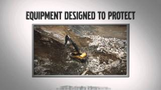 Volvo Construction Equipment -- Bringing our Core Values to life -- Safety is no accident.