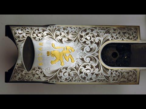 Thierry Duguet, Engraver: Kolar shotgun
