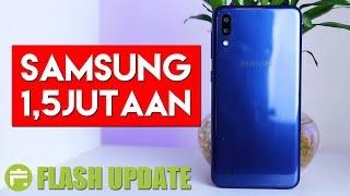Samsung Galaxy M10 Resmi Dirilis | Harga Spesifikasi #FlashUpdate