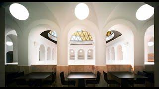 Rehabilitación de Convento para Biblioteca y Archivo en Cieza. Murcia. Martín Lejarraga