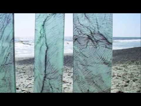 Decorative Wall Panels Showcase by Livinglass Custom Glass Designs
