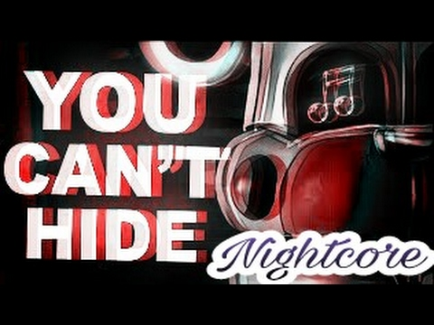Nightcore - You Can't Hide