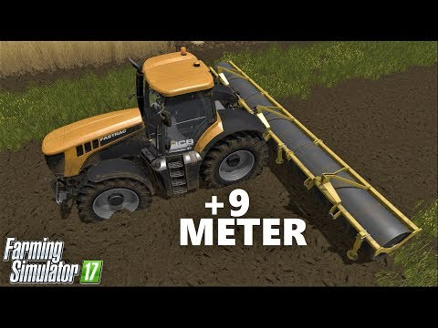 Farming Simulator 17   WILL THE TOOLS WORK ON THE MUD ?????!