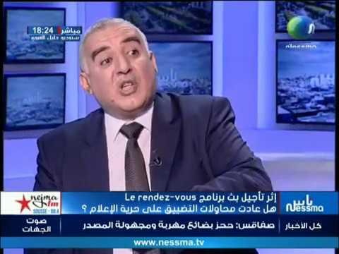 زياد الهاني: تدخل الرئاسة في الإعلام هو دليل على ضعف السلطة وبداية إنهيارها