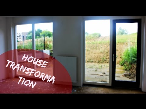 House Transformation - Time lapse | Life in the Netherlands