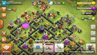 Clash of clans ქართულად TH8 TITAN