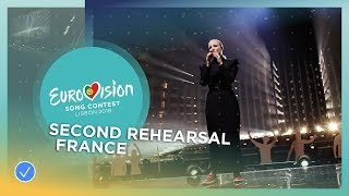 Madame Monsieur - Mercy - Exclusive Rehearsal Clip - France - Eurovision 2018