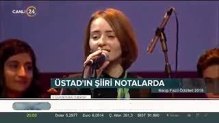 Tuğçe Sude Gül & Yücel Arzen SAKARYA TÜRKÜSÜ (NECİP FAZIL ÖDÜLLERİ 2018)