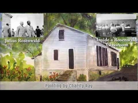 Historic Anderson Rosenwald Rehabilitation Project: Mars Hill, North Carolina.