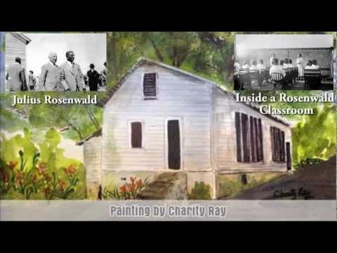 Historic Anderson Rosenwald Rehabilitation Project: Mars Hill, North Carolina.