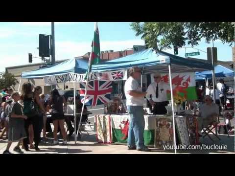 International Festival Modesto 2011 (Tour around the World / Booths)