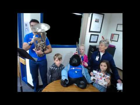 Lincoln School of Science and Technology Morning Announcements 9-14-18