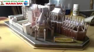 3D пазл Вестминстерское аббатство(, 2015-10-15T18:00:18.000Z)
